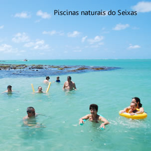 Piscinas Naturais do Seixas