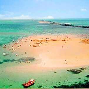 Piscinas Naturais de Areia Vermelha